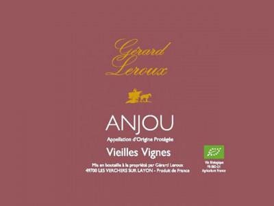 Anjou Vieilles vignes 2018